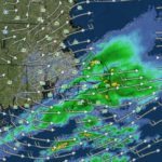 Rain to Start But Sunshine Takes Hold Today