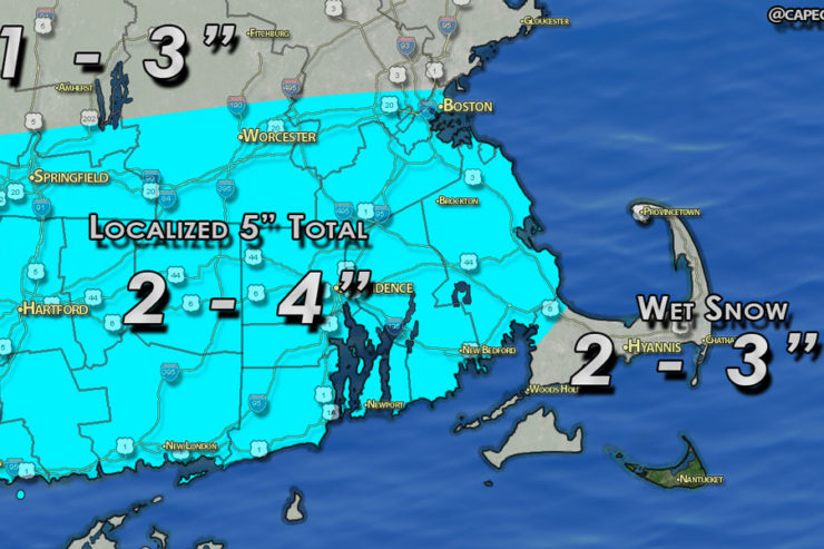 Turning Colder Tonight…Some Snow Expected Over the Weekend